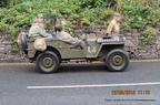 Uppermill Yanks Parade 12-08-2018