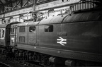 Class 76 - E26057 - Manchester Piccadilly - 1969