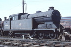 A5 Class 4-6-2T 69806 in store at Gorton shed
