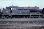 A5 Class 4-6-2T 69801 in store at Gorton shed