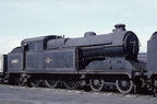 A5 Class 4-6-2T 69817 in store at Gorton
