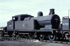 C14 Class 4-4-2T 67450 stored at Gorton shed