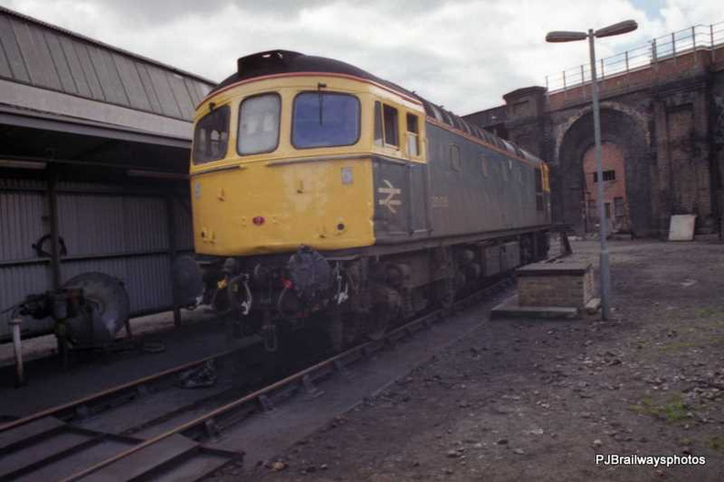 33035 Stewarts Lane MPD London 17-04-1988