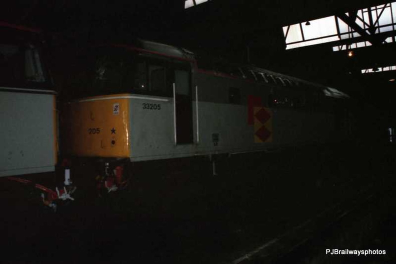 33205 Hither Green MPD London 17-04-1988