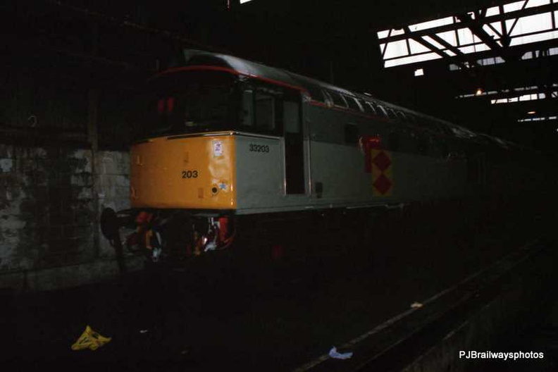 33203 Hither Green MPD London 17-04-1988