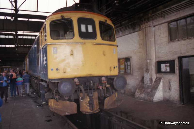 33206 Hither Green MPD London 17-04-1988