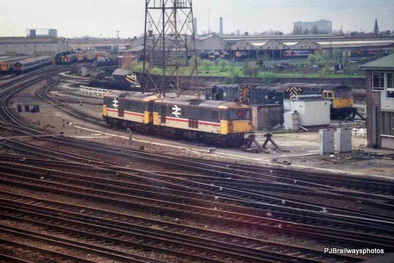 73107 73103 09004 09024 Norwood Jnc London 17-07-1988