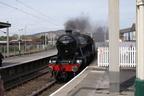 Carnforth Station 8F 48151