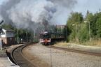 6201 at Stalybridge Station 27-08-2010 030