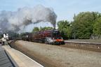 6201 at Stalybridge Station 27-08-2010 035