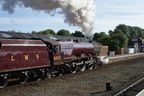 6201 at Stalybridge Station 27-08-2010 037