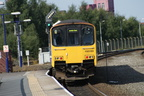 6201 at Stalybridge Station 27-08-2010 064