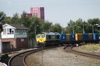 6201 at Stalybridge Station 27-08-2010 084