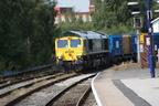 6201 at Stalybridge Station 27-08-2010 091