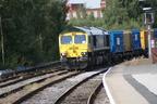 6201 at Stalybridge Station 27-08-2010 092