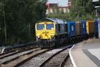 6201 at Stalybridge Station 27-08-2010 093