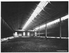 Drying Shed Dukinfield Works under construction 1907-1910 it was one of the most modern in Europe