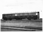 CARRIAGE BUILT AT DUKINFIELD WORKS IN 1933 Diagram 127  ORIGINAL No 21671  1946 No 10032 THIRD CLASS COMPOSITE BRAKE
