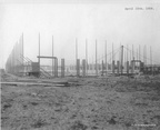 Dukinfield Works under construction 1906-1910 it was one of the most modern in Europe