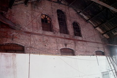 The Power house under restaration in the 2003