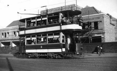 Tram at Guide Bridge