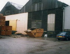 The Drying shed in the 1990s