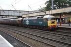 47580 at Lancaster Station