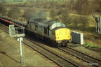 37227 at Clay Cross 22-2-1990
