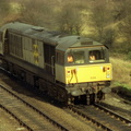 58026 at Clay Cross 22-2-1990