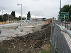 Ashton-u-Lyne Tram work 31-07-2012