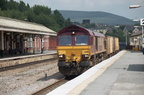 66010 at Stalybridge