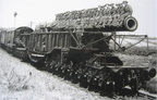 BL 18 inch Howitzer Ashbury Station WWII