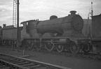 61361 at Gorton 22-01-1949