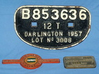 Darlington B853636