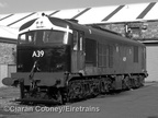 Irish class A and C Locos built at Dukinfield