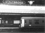Stalybridge Stockport Train
