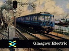 303 Glasgow Blue Train