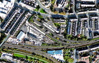 Morecambe Euston Road aerial overlay