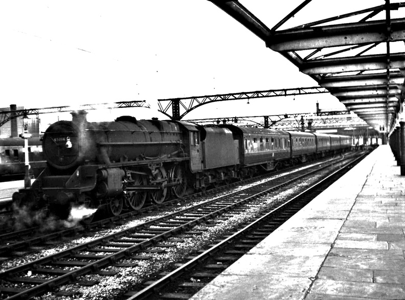 45014 at Morecambe