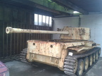 Tanks at Dukinfield