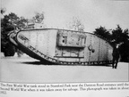 1-Ashton-under-Lyne and Mossley which confirms that this or a similar tank was sited in Stamford Park.