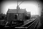 1-Railway Station Photo Dukinfield Central 1965 GCR Closed 1959
