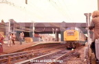 4-40161 LVR Railtour Guide Bridge Oct'77