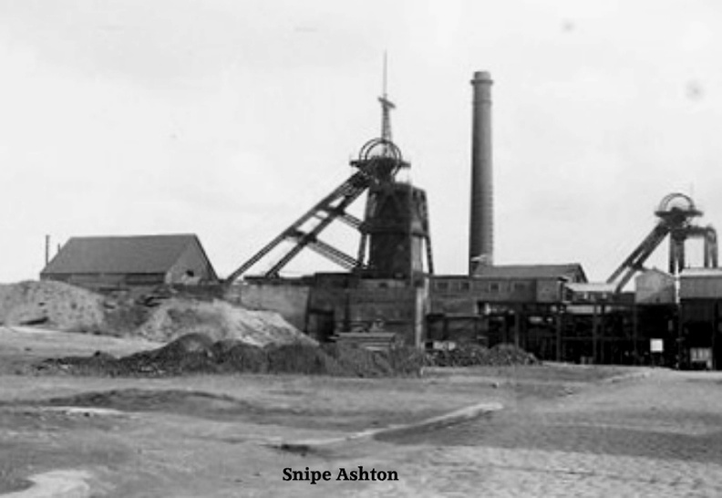The Snipe Colliery 1900