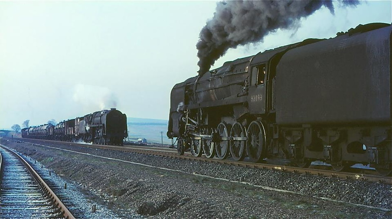 021-Steam over shap.1967.jpg