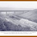 163-REMOVING THE OLD TUNNELS ON THE L.N.E. RAILWAY AT HATTERSLEY
