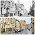 168-Church Street, then and now.