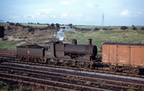 Trip working at Low Moor 1962