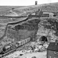 DERBYSHIRE WOODHEAD TUNNEL WEST PORTAL DURING CONSTRUCTION OF NEW TUNNEL PHOTO||<img src=./_datas/9/o/6/9o6rl289yj/i/uploads/9/o/6/9o6rl289yj//2016/05/17/20160517193716-1ea2385c-th.jpg>