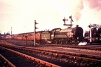 4-6166 EARL HAIG leaves Aylesbury (GCR) with up Manchester 1938
